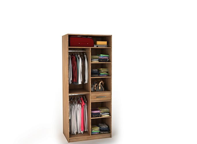 Buy particle board wardrobe online ancora for Particle board laminate finish